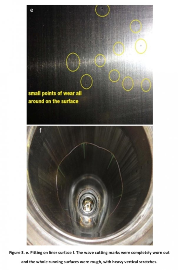 VISWALAB WHITEPAPER: Excessive Liner Wear While Using the New VLSFO Fuels
