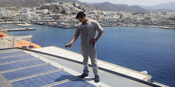 Solar Focus in Further Development of Renewable Marine Energy System