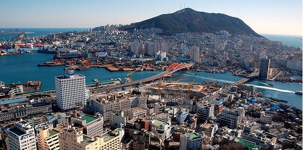 Busan, and Emerging Opportunities in the Arctic