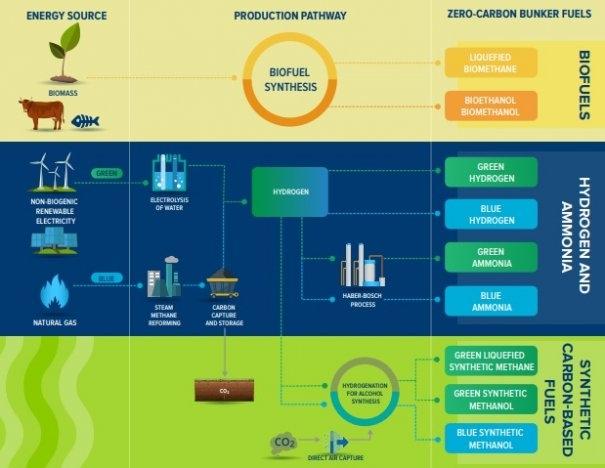 World Bank Backs Ammonia as Future Bunker Fuel