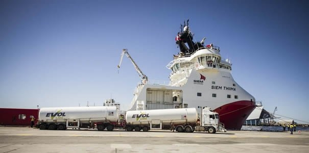 """""""Interest in LNG as a Marine Fuel Is Growing"""" Following IMO Sulfur Cap Decision, Says Supplier"""