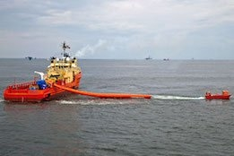 EMSA Issues Call for Tenders for Oil Spill Recovery Vessels