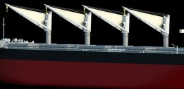 Shipping Firm MOL Joins Crane Sail Research Project
