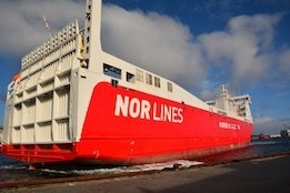 Samskip to Acquire Nor Lines