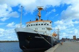 LNG Transshipment Base for Rostock
