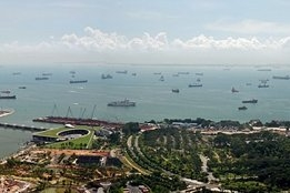 New Physical Bunker Supplier in Singapore