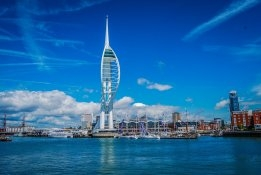 Portsmouth to Add Shore Power Connection for Small Cruise Vessels