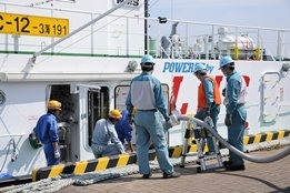 Quartet Announce First LNG Bunkering Operation in Western Japan