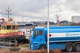 Port of Amsterdam Expects 25% CO2 Reduction Through Marine Biofuel Use