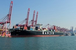 HMM Says Preliminary Bid for Hanjin Asia-U.S. Assets Possible