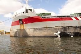 Bunker-Saving Fleet Cleaner Robot Launches in Port of Rotterdam