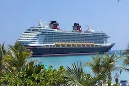 Disney Cruise Line Places Order for Third LNG-Powered Vessel