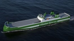 Wärtsilä to Fit Battery Power Systems to Three Finnlines Ferries