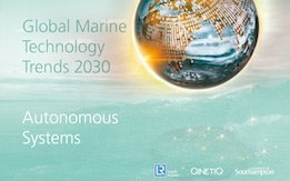 Maritime Activity in Next Decade to Be Dominated by Autonomous and Underwater Vessels: Report