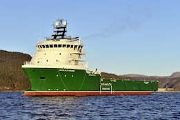 Two More Statoil-Chartered PSVs to Receive Hybrid Power System Retrofits