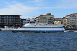Gothenburg to Get its First Fully-Electric Ferry