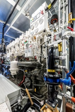 Belgian Joint Venture Launches First 1 MW Hydrogen-Powered Dual-Fuel Engine