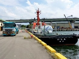 MOL Takes 'Carbon-Neutral' LNG and Offsets for Gas-Powered Tug