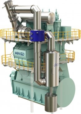 Alfa Laval Launches New Product Targeting Methane Slip From Gas-Powered Ships