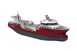 Another Owner Turns to LNG Bunkers, Hybrid Propulsion