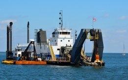 Dutch Dredger Orders Fuel-Efficient Vessel