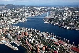 Cargo Vessel Linked to Bunker Spill at Vladivostok