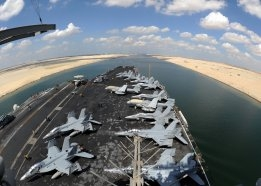 Suez Authorities Blame High Speed and Rudder Design for Ever Given Grounding