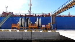 Second Bunker Barge for Ceuta