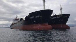 SAMF Starts Offshore Bunkering at Port Elizabeth