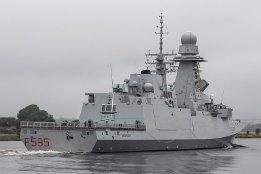 Italian Navy Joins Ghana Anti-Piracy Effort in Gulf of Guinea