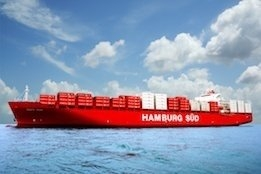Hamburg Süd Marks Joint Pilot Project to Reduce Sulfur Dioxide Emissions at Chilean Port