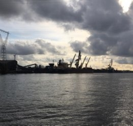 Study Finds Little Washwater Impact in Port Waters