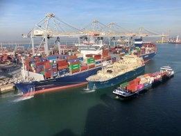 Rotterdam LNG Bunker Demand to Surge as CMA CGM Boxships Arrive
