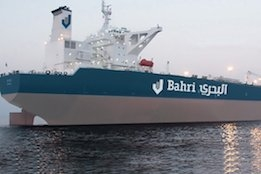 Low Bunker Prices Provide Cushion to Bahri's Decreased Q3 Profits