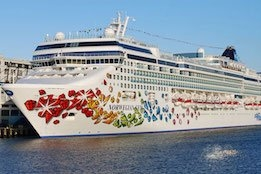 NCL Completes Scrubber Installation on Two More Ships
