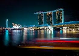 Singapore: Bunker Sales Firm in September