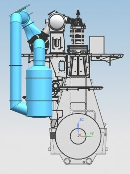 WinGD Announces Exhaust Recycling Solution to Cut Emissions and Fuel Consumption