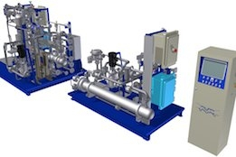 Alfa Laval FCM One LF Booster System to Be Tested on MAN LPG-Powered Engine