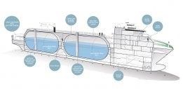 Knud E Hansen Reveals New LNG Bunker Vessel Design