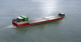 Flagships Project Seeks to Deploy Hydrogen-Powered Cargo Ship This Year