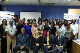 Jamaica Hosts Ship Emissions Workshop