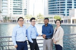 Dan-Bunkering Adds Four Traders to Dubai Office