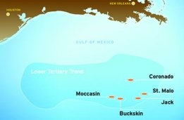Chevron Makes Deepwater Oil Discovery in Gulf of Mexico