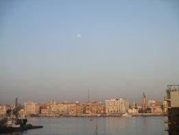 Boxship Blocking Suez Canal 'Partially Refloated': GAC