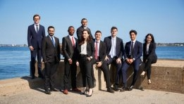 Bunker Supplier Monjasa Takes on 10 Trainees