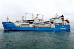 Gas4Sea to Supply LNG Bunkers to Statoil Dual-Fuel Tankers at Rotterdam