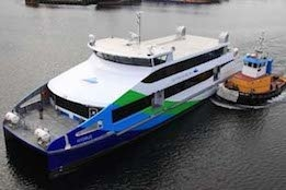 U.S. ECA Operator Orders Two More Ferries from Vigor