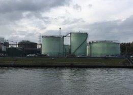 Fujairah: Fuel oil Stocks Rise
