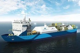 Bernhard Schulte Places Order for LNG Bunker Tanker