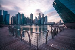 Singapore: Monthly Bunker Sales Edge Down